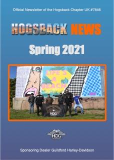 Hogsback News Spring 2021
